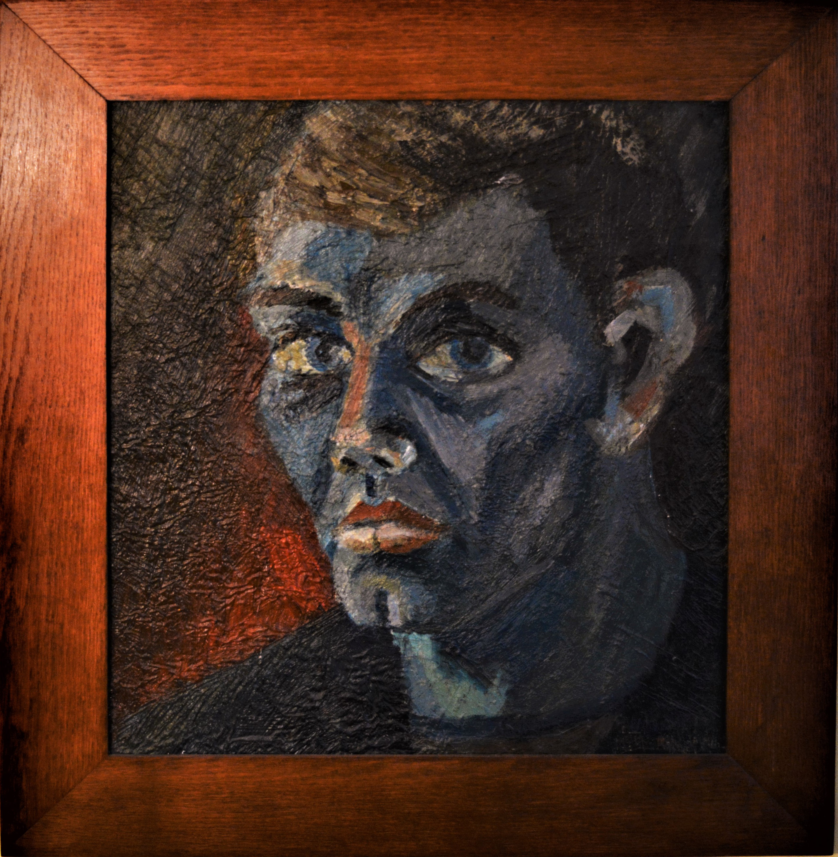 Marian Żaba - Autoportret